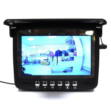 Подводная камера для рыбалки Fishcam plus 750+DVR