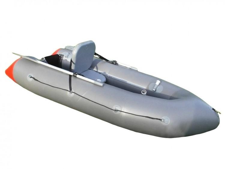 Рыболовная транцевая моторно-гребная лодка «Фишка» купить в Екатеринбурге